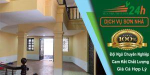 Báo giá dịch vụ sơn nhà trọn gói giá rẻ nhất