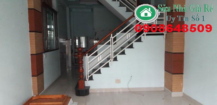 Dịch vụ sửa chữa nhà trọn gói giá rẻ tại Thành Phố Hồ Chí Minh uy tín