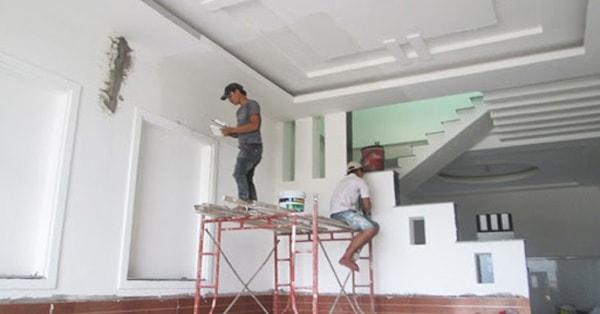 Sơn sửa nhà tại Tphcm, Bình Dương Đồng nai