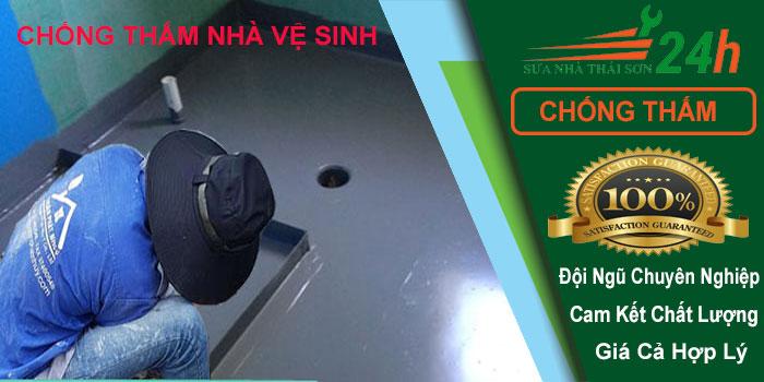 Chuyên chống thấm nhà vệ sinh tại tphcm