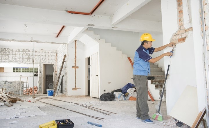 Báo giá dịch vụ sơn nhà giá rẻ quận 6
