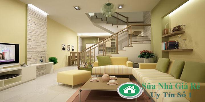 Báo giá dịch vụ sơn nhà quận Bình Tân uy tín