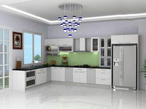 Chuyên nhận làm tủ bếp nhôm kính, báo giá thi công lắp đặt tủ bếp nhôm kính, thợ nhận làm tủ bếp nhôm kính, dịch vụ làm tủ bếp nhôm kính giá rẻ
