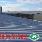 Chuyên nhận chống dột mái tôn nhà xưởng