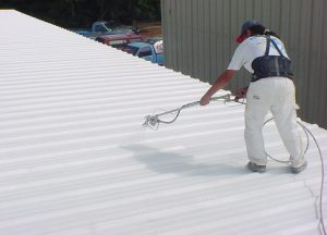 Chuyên nhận sơn mái tôn