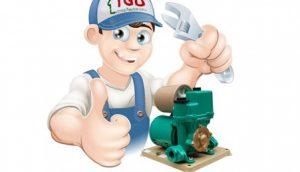 Sửa chữa máy bơm nước ở tại nhà quận 12