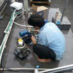 Sửa chữa máy bơm nước tại nàh quận tân phú