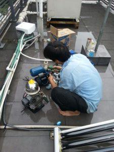 Sửa chữa máy bơm nước tại nhà quận thủ đức