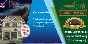 Công Ty chuyên nhận chống thấm tại quận bình thạnh giá rẻ