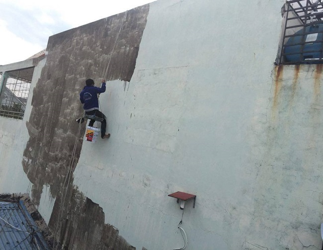 Hướng dẫn cách chống thấm tường nhà hiệu quả nhất 100%