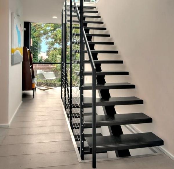 Báo giá cầu thang sắt đẹp, giá rẻ, thi công nhanh