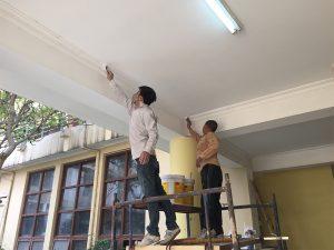 Thợ sửa trần thạch cao giá rẻ