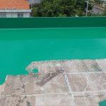 Chống thấm sân thượng bằng sơn epoxy