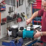 Lắp đặt sửa chữa máy bơm tăng áp
