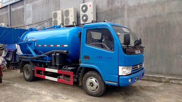 Dịch vụ rút hầm cầu tại Tphcm