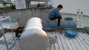 Sửa chữa bồn nước