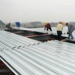 Thợ chống dột mái tôn tại quận 1