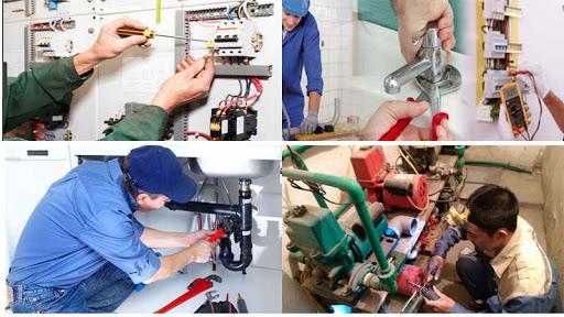 sửa chữa điện nước 24/24h an toàn, hiệu quả