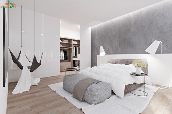Phòng ngủ với thiết kế đẳng cấp