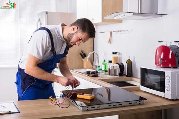 Sửa chữa bếp từ uy tín nhất thị trường