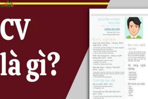 CV là gì? Tại sao khi đi xin việc làm cần phải có CV?